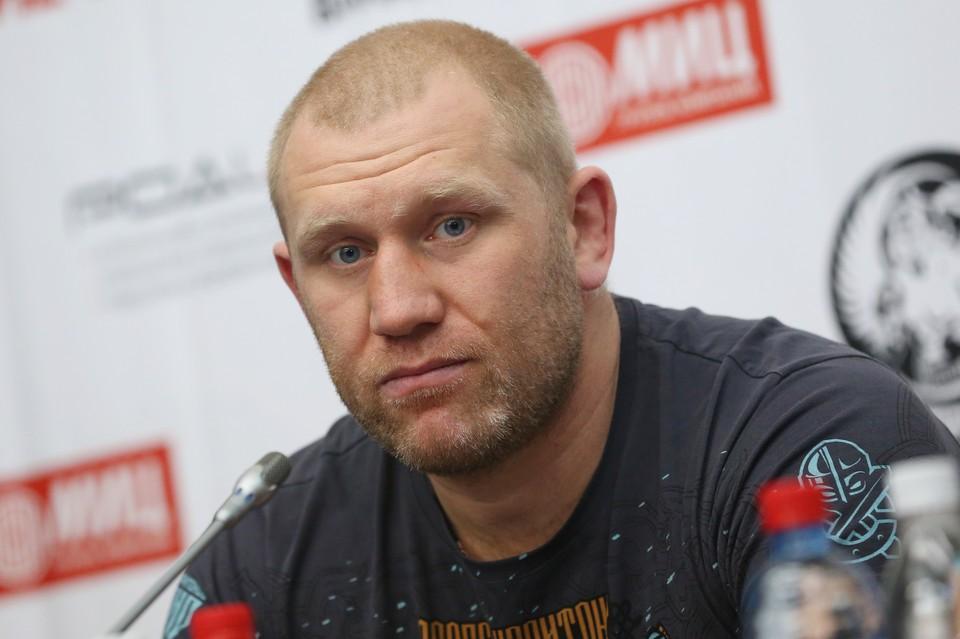 Сергей Харитонов. Фото: Антон Новодережкин/ТАСС