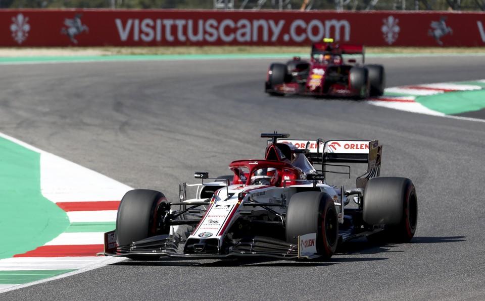Российский пилот Мазепин выиграл первую гонку этапа «Формулы-2» в Италии