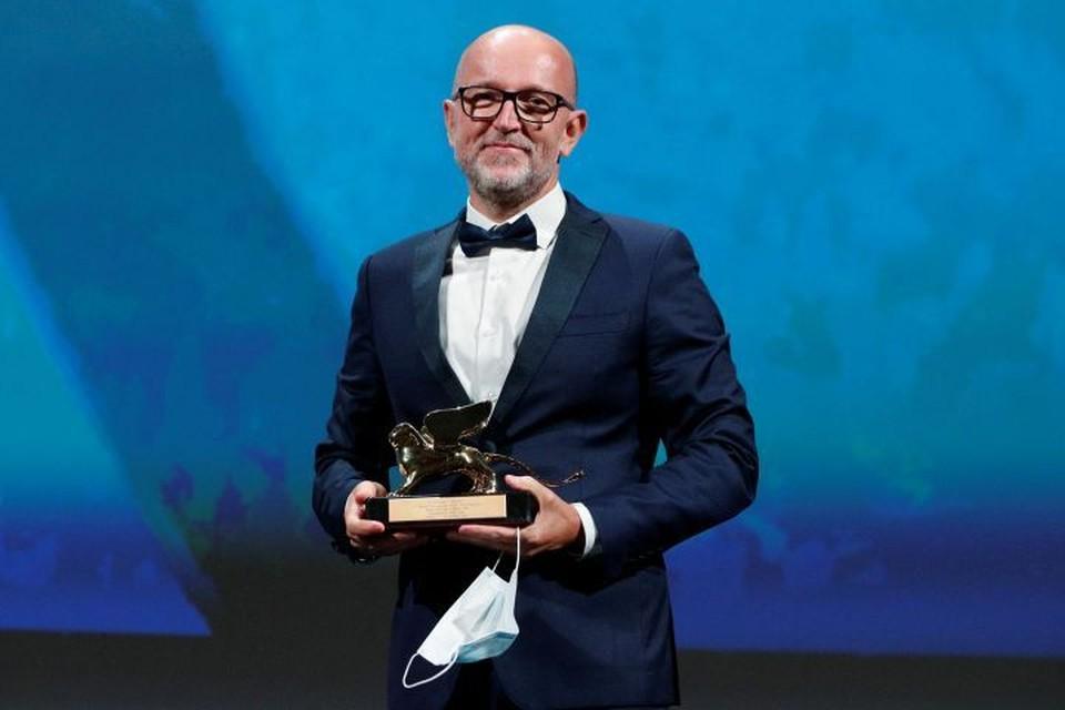 На международном Венецианском кинофестивале прошла торжественная церемония награждения победителей