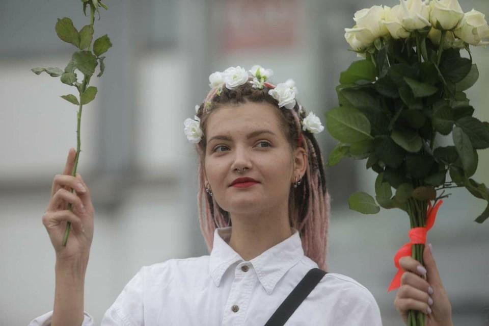 В Белоруссии продолжаются мирные протесты.
