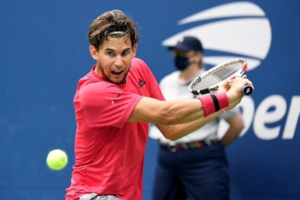 Австрийский теннисист Доминик Тим выиграл US Open