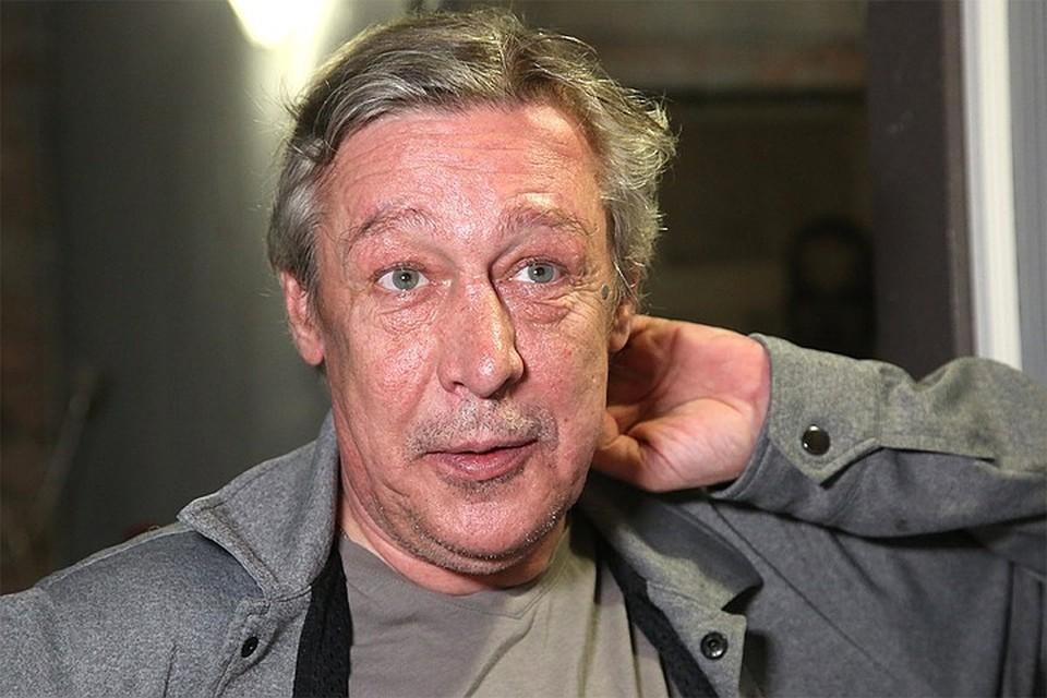 Правозащитник рассказал про меню Михаила Ефремова