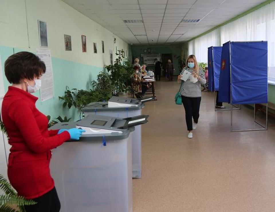 Активность избирателей на дополнительных выборах депутата ГосДумы за три дня голосования составила 40,07%