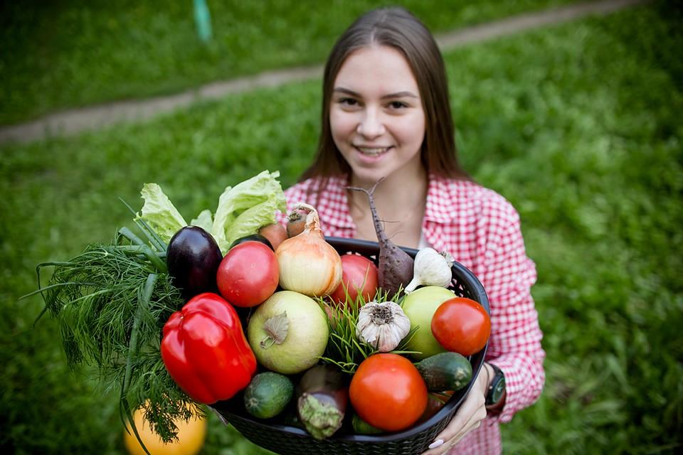 Овощи богаты различными полезными веществами, многие из них низкокалорийны