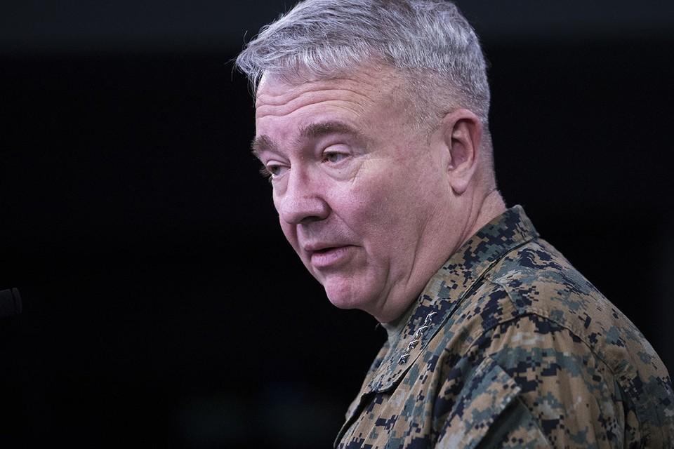 Глава Центрального командования США генерал Кеннет Маккензи заявил, что доказательств сговора России с «Талибаном»* не найдено.