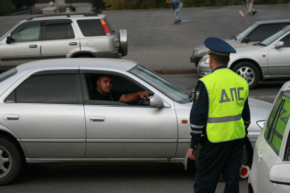 За просрочку регистрации в 10 дней после покупки автомобилей, владельцу грозит штраф.