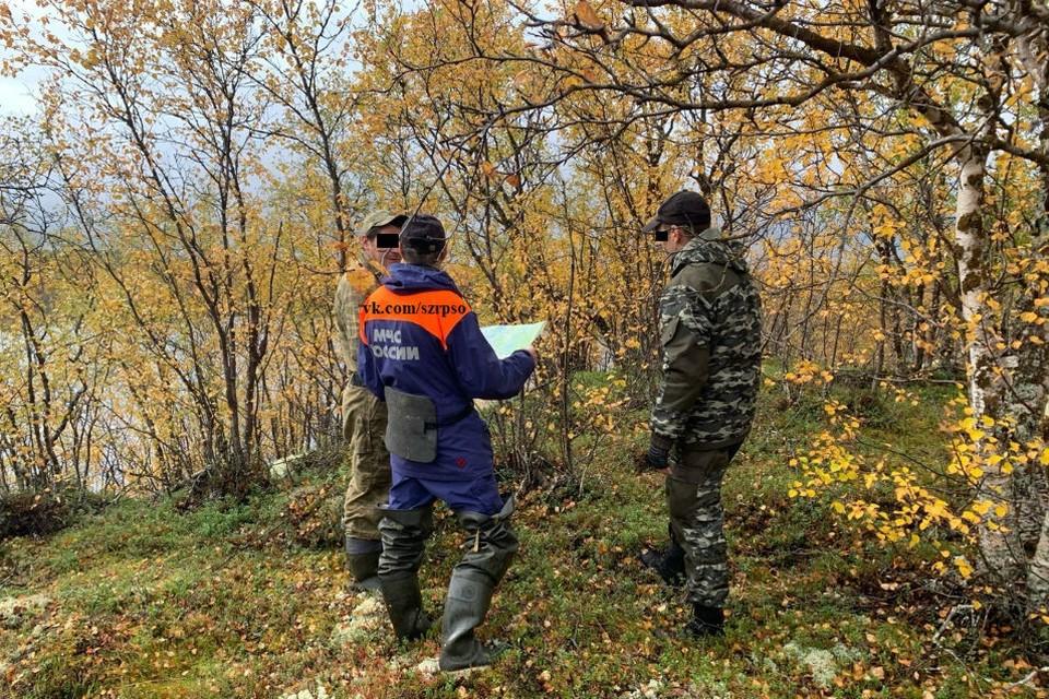 Мужчина смог дозвониться спасателям, а те через его телефон получили координаты его местонахождения. Фото: vk.com/szrpso