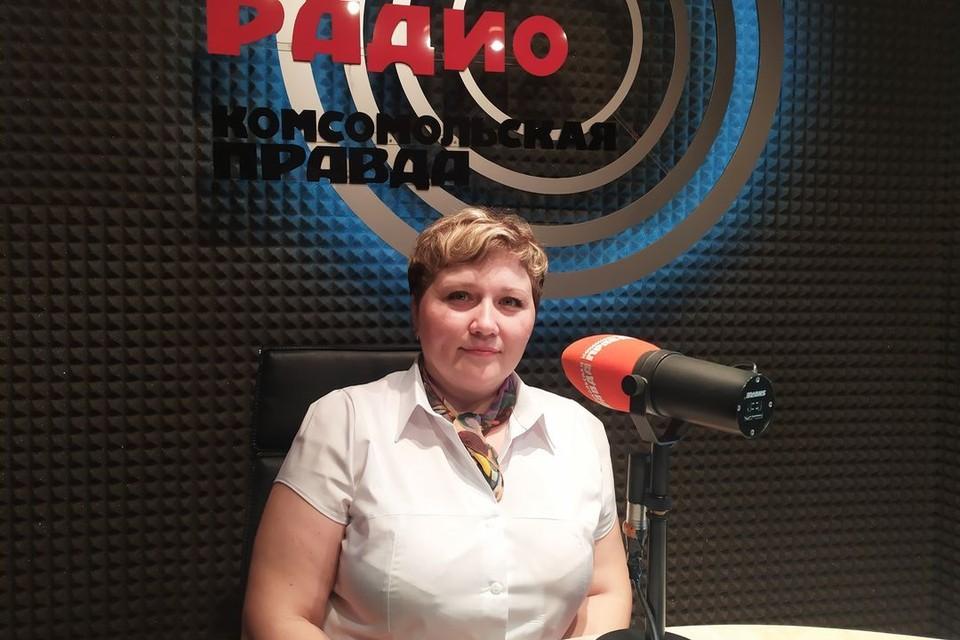Алсу Зеленцова рассказала о мерах поддержки новосибирских предпринимателей.