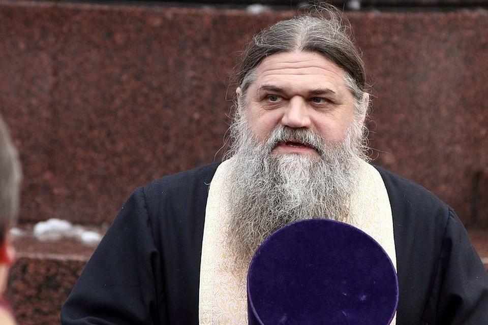 Священник Александр Шумский Фото: ruskline.ru