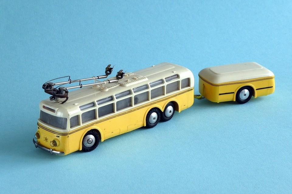 В Смоленске запустят «Троллейбус знаний» в День города