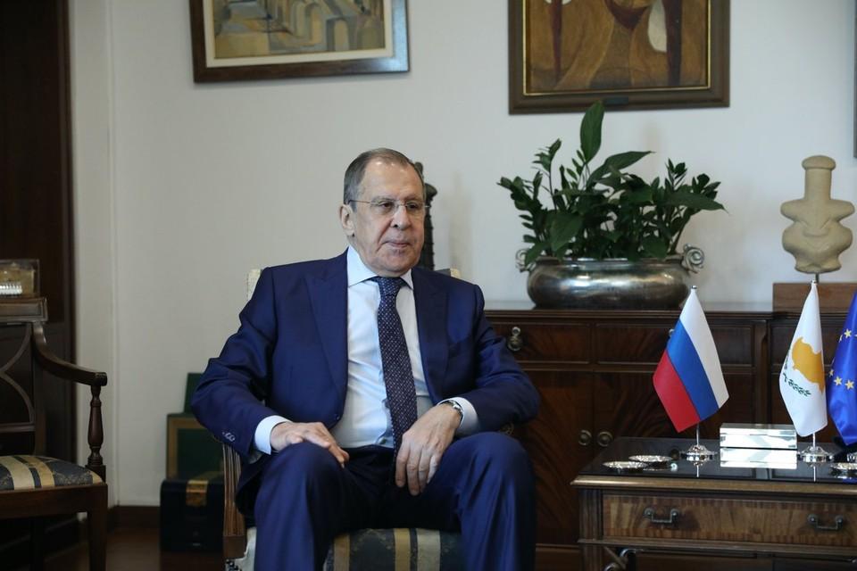 Лавров отметил необходимость конструктивного сотрудничества между США и Россией