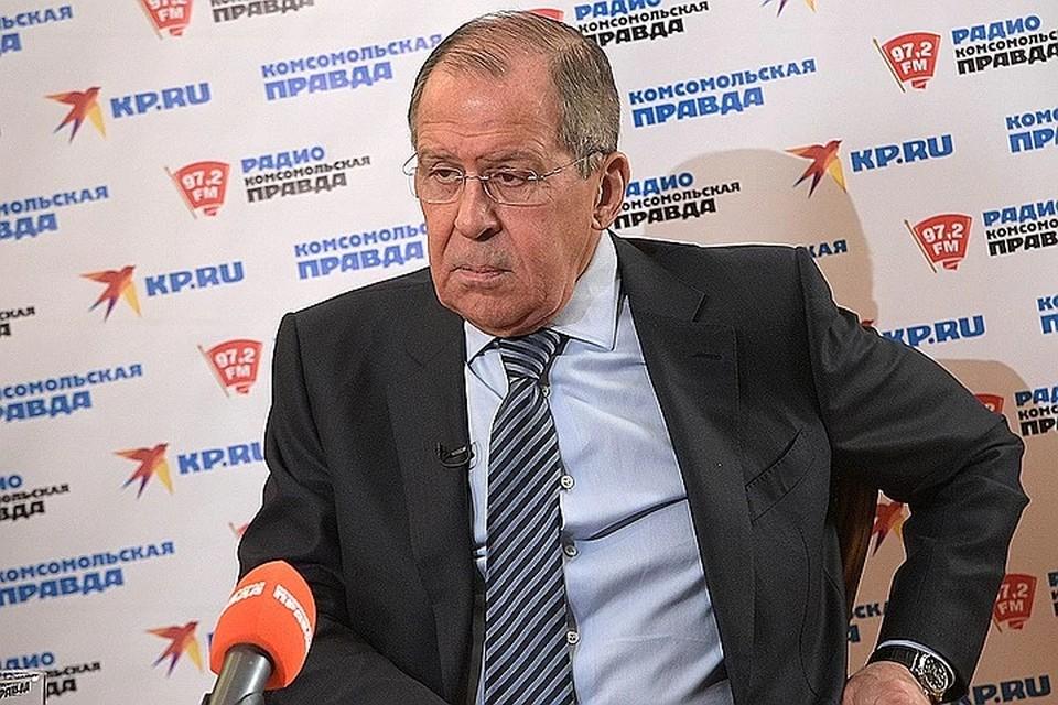 Лавров считает, что при Зеленском не будет прогресса в Минских соглашениях