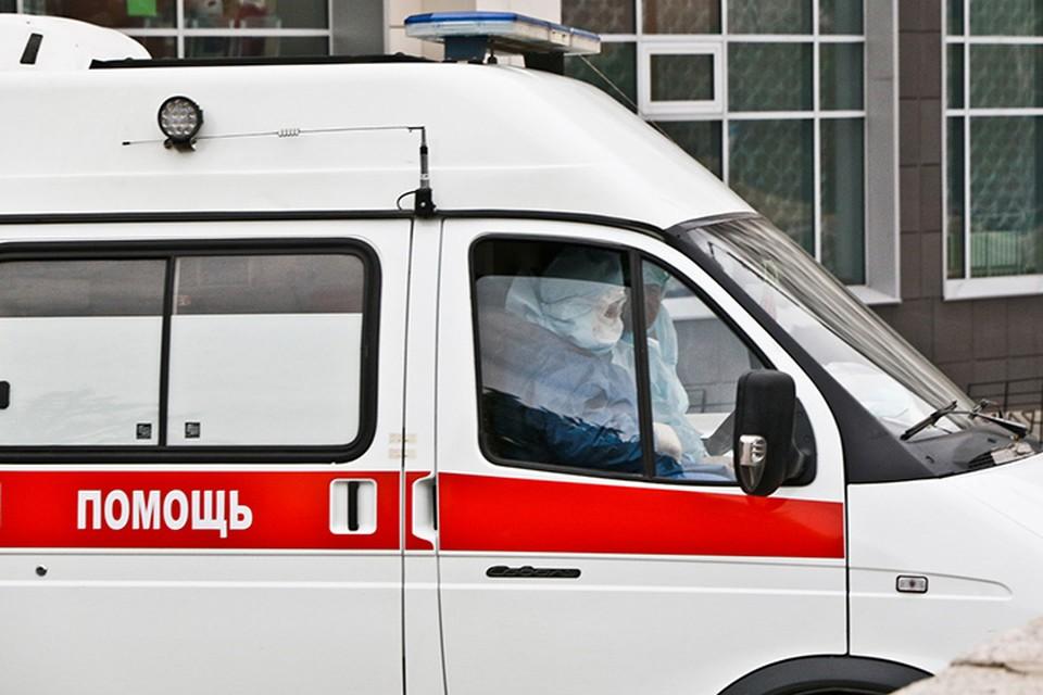 Одна из пострадавших получила многочисленные травмы