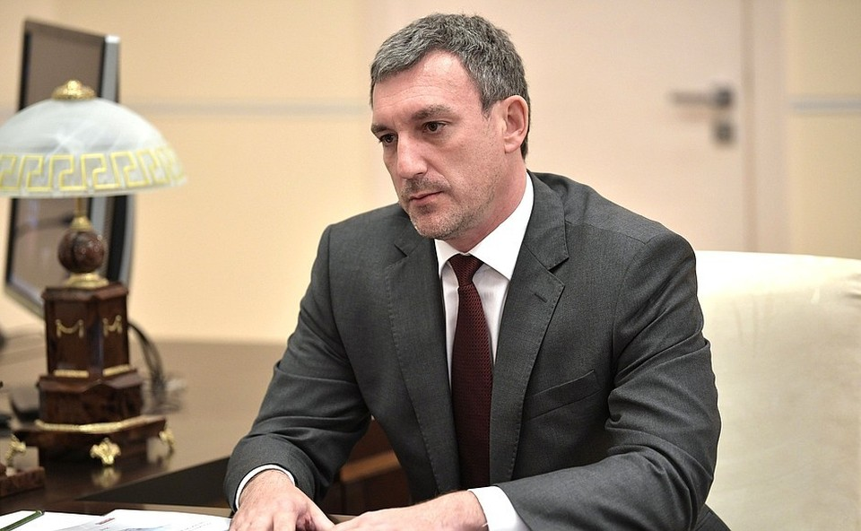 Губернатор Василий Орлов рассказал о мерах поддержки регионального бизнеса. Фото: пресс-служба правительства Амурской области.