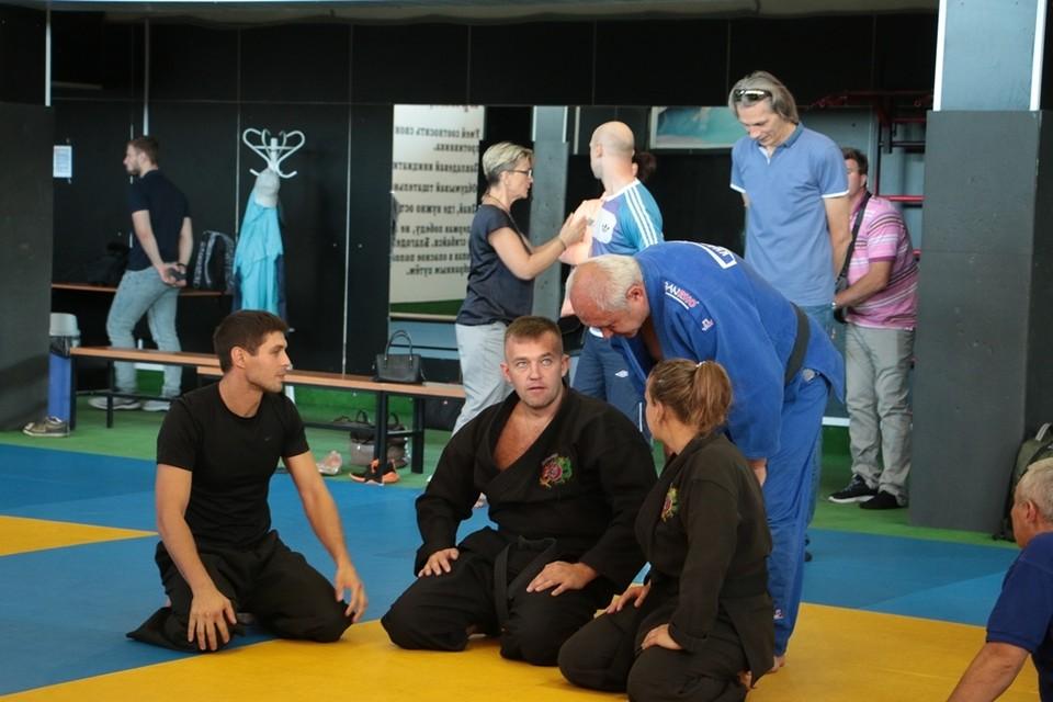 Обучать учителей физкультуры преподавать дзюдо будут до 24 сентября. ФОТО: Федерация дзюдо ДНР