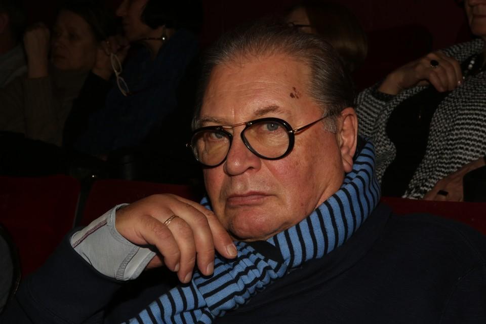 Валентин Смирнитский рад, что во время самоизоляции познакомился с новыми российскими фильмами.