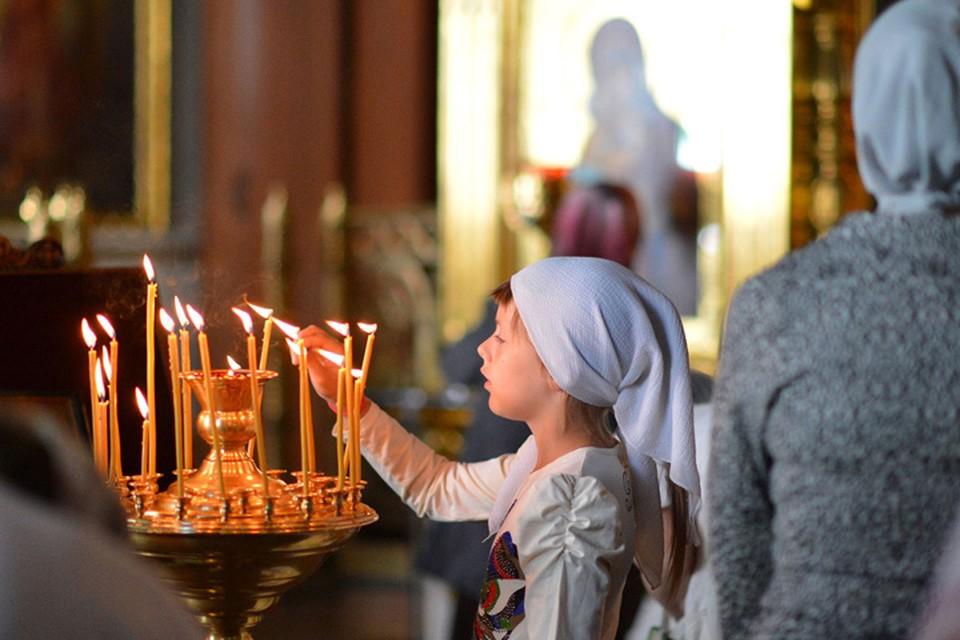 Встречаем один из двунадесятых праздников - Рождество Богородицы