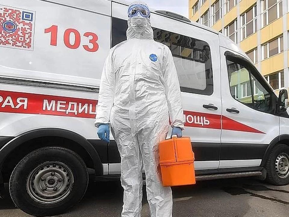В России за сутки выявили более 6 тысяч новых случаев заражения коронавирусом