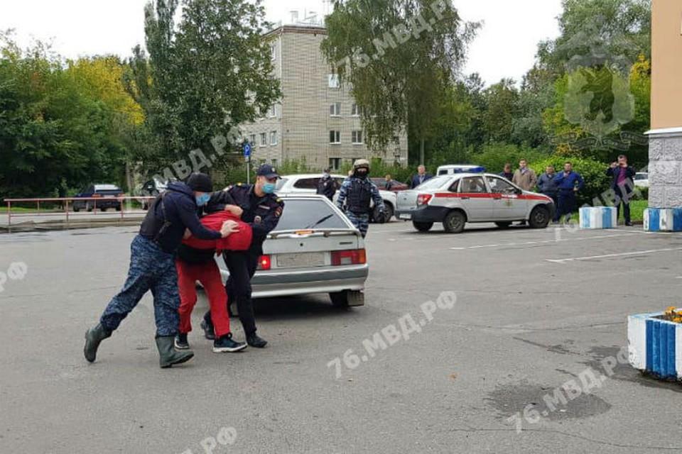 Виталий Молчанов отправлен в СИЗО на два месяца