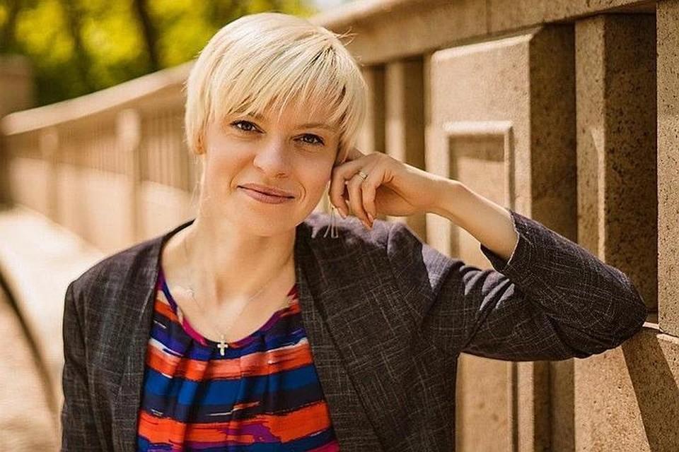 Депутат ландтага федеральной земли Гамбург от партии «Альтернатива для Германии» Ольга Петерзен