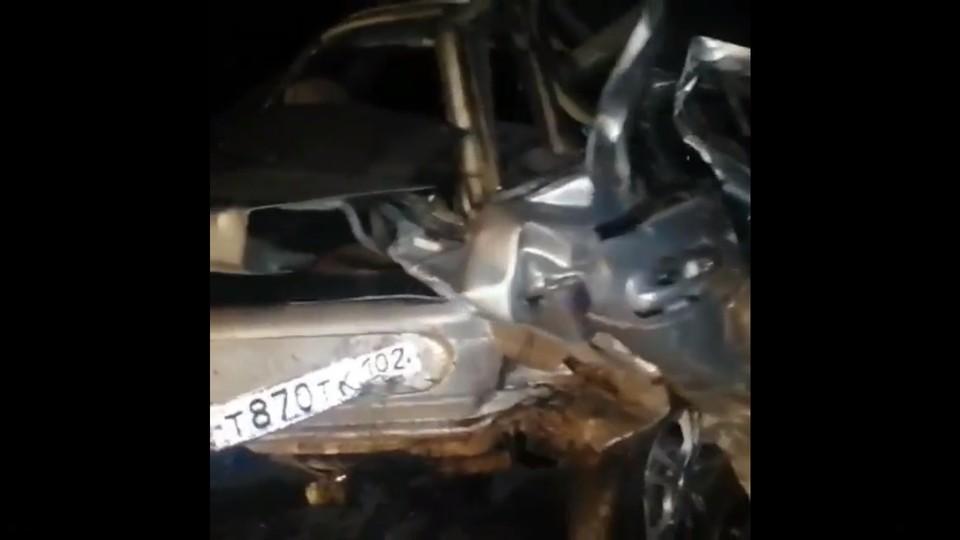 Фото: скриншот видео от региональной Госавтоинспекции