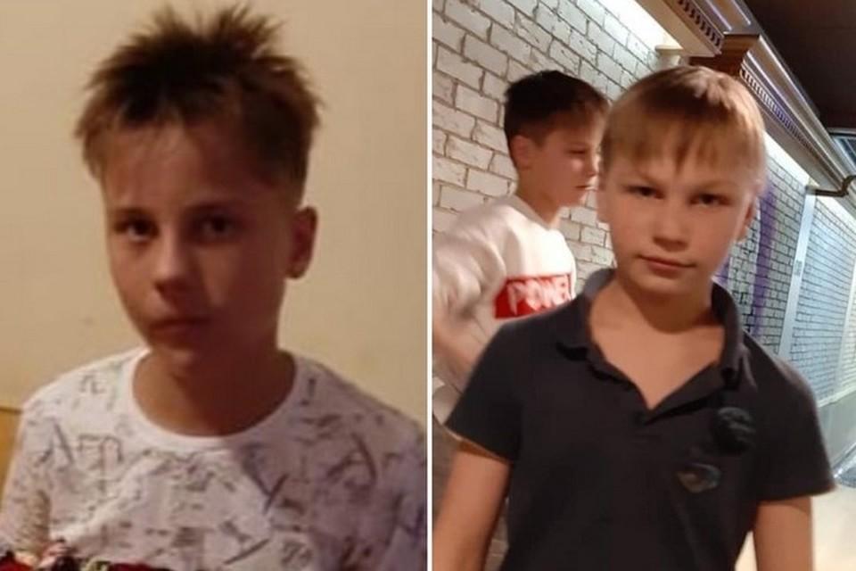 Мальчики ушли из дома 20 сентября. Фото: @primpoisk25.
