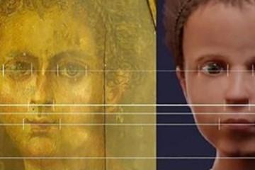 Живописцы древнего Египта изображали умерших с потрясающей точностью
