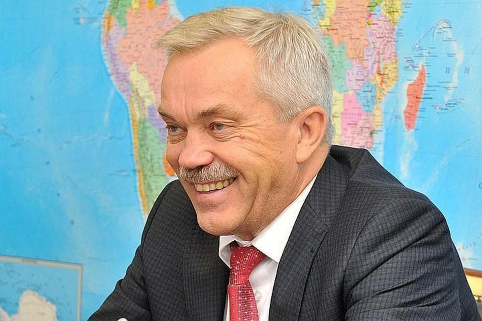Евгений Савченко руководил регионом 27 лет, на прошлой неделе он написал заявление об отставке