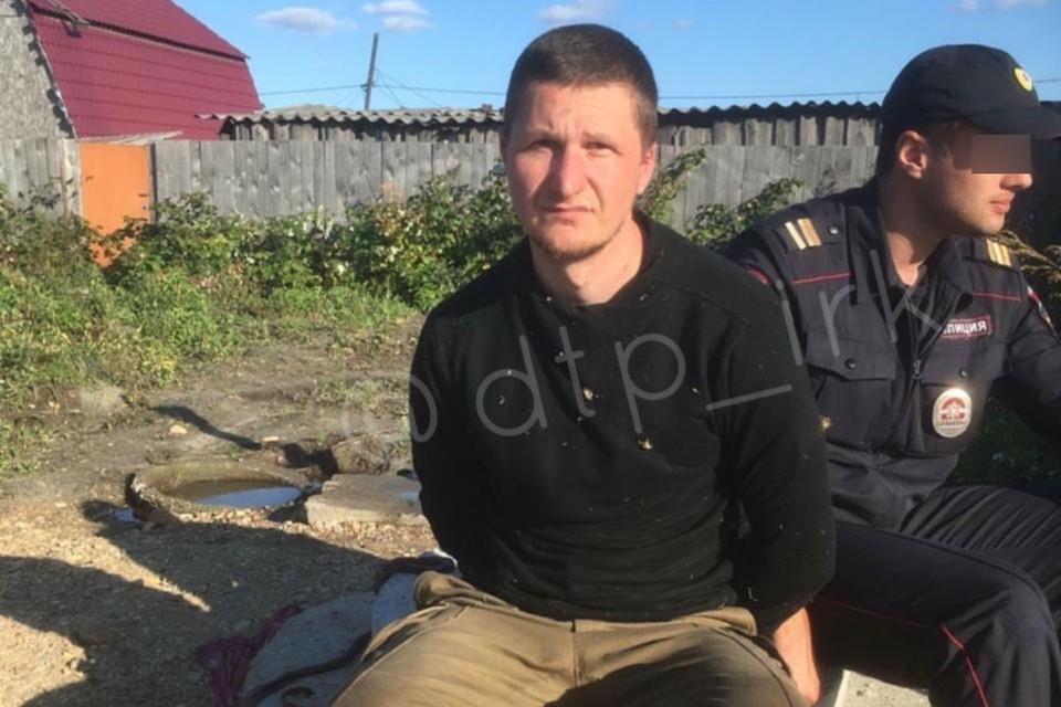 Прекращены поиски одного из сбежавших иркутских заключенных. Фото: группа dtp_irk