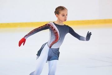 12-летняя фигуристка Дарья Садкова будет кататься у Этери Тутберидзе: что известно про спортсменку из Йошкар-Олы