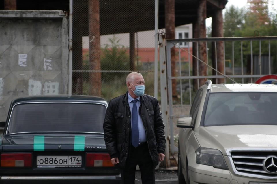 Сейчас экс-чиновник находится под домашним арестом Фото: Вадим Архипов