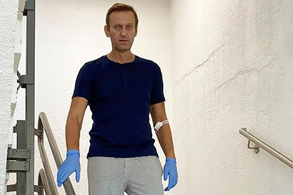 «Выздоровел полностью»: Навального выписали из больницы