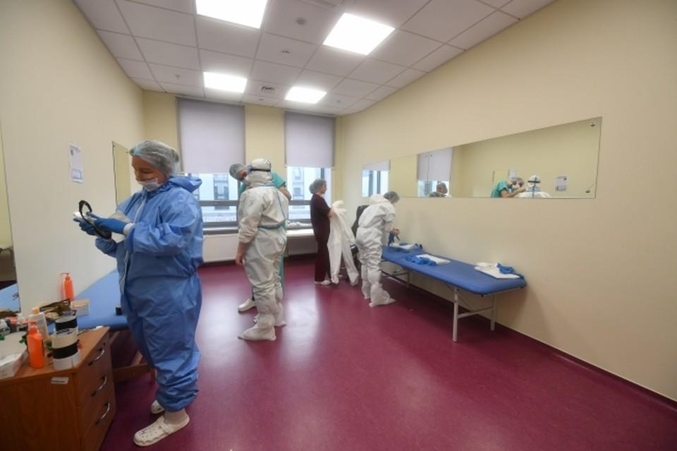Легобольные коронавирусом будут лечиться дома