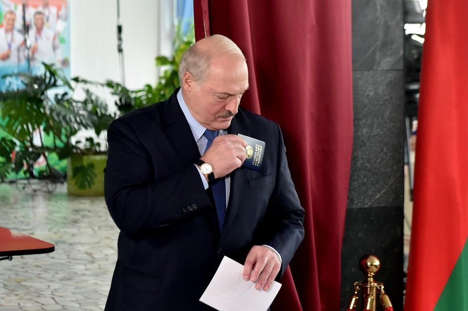 США не признали Лукашенко законно избранным президентом