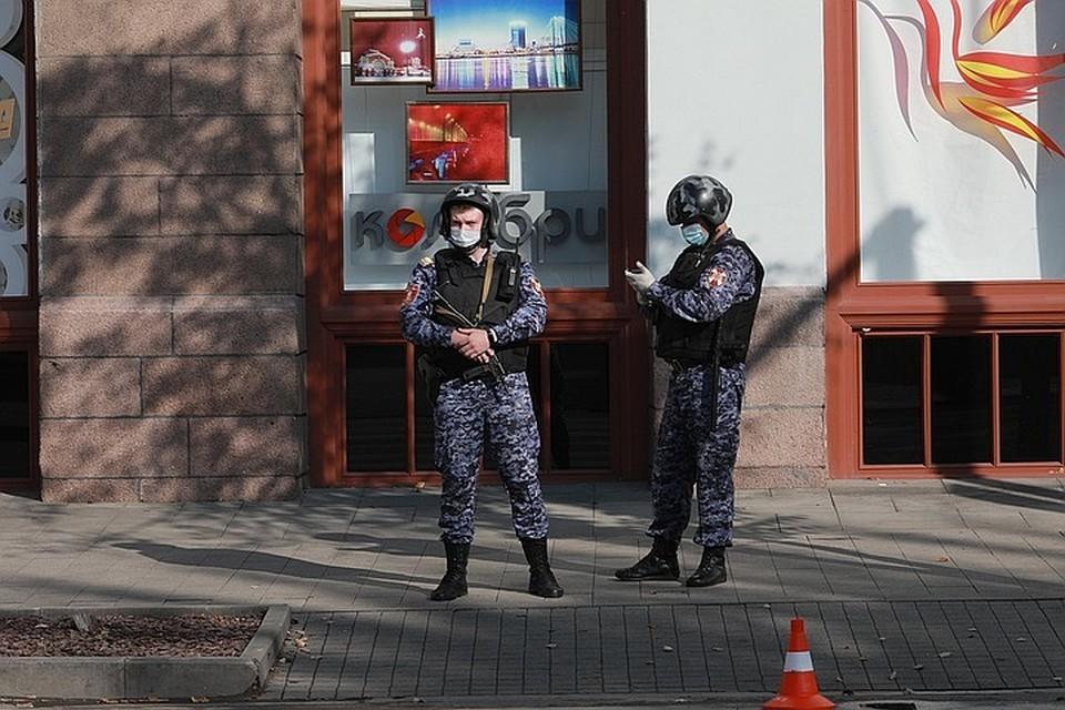 Полиция выяснила, кто «заминировал» школу в городе Железногорске Красноярского края