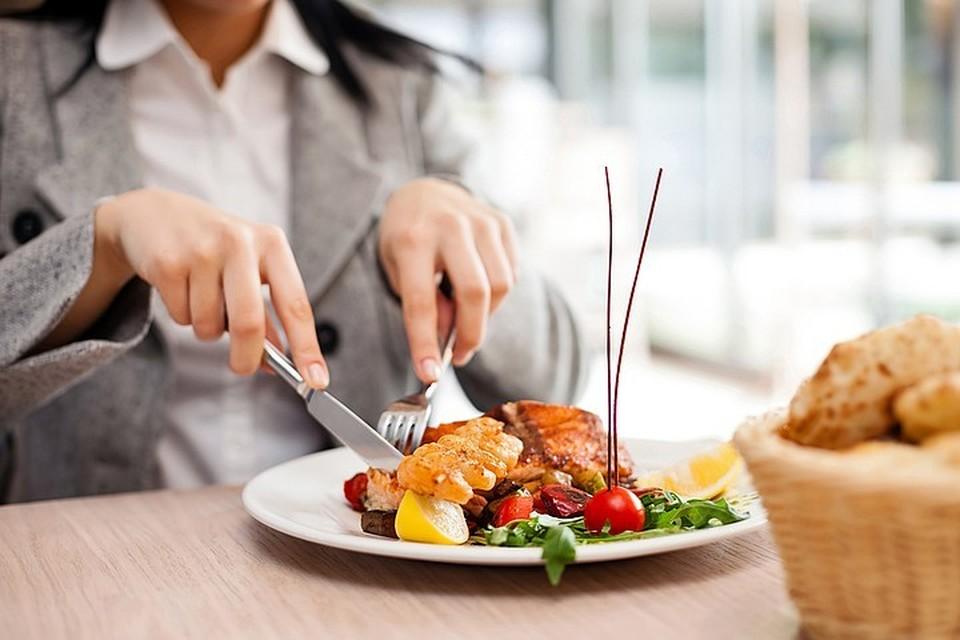 Диетолог напомнила о пользе правильного питания