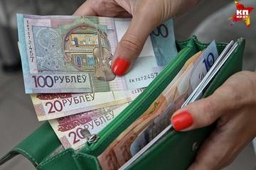 В Беларуси в августе средняя зарплата снизилась на 11,1 рубля в сравнении с июльской