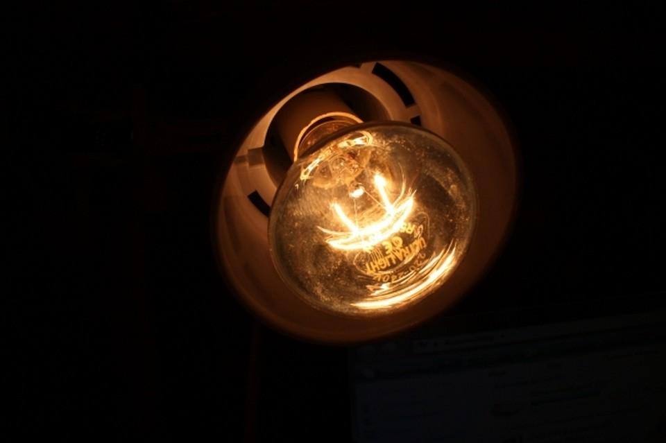 Финансирование на освещение выделят из федерального бюджета.