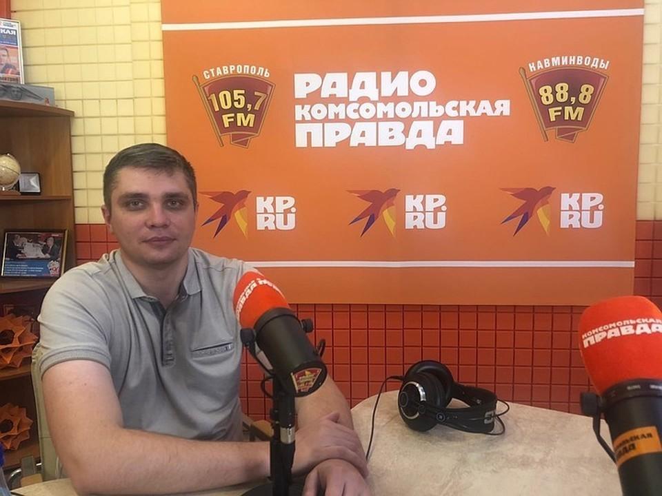 Травматолог-ортопед СККБ Евгений Коновалов