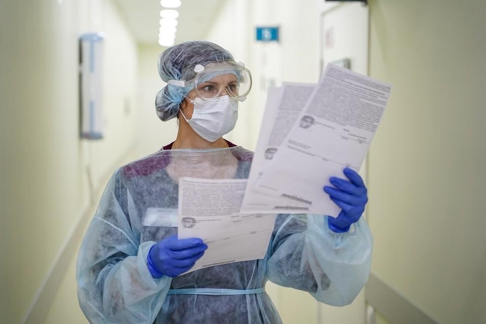 В Самарской области опять больше сотни человек заразились коронавирусом