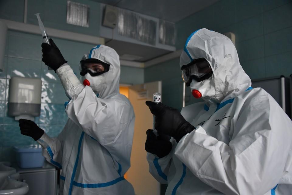Коронавирус в Коми 28 сентября 2020: за сутки зафиксировано 83 новых случая заболевания COVID-19