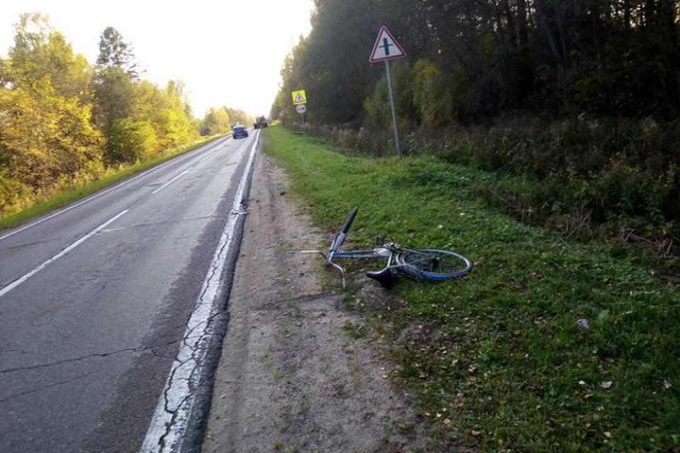 ДТП произошло вчера, 27 сентября, около 16 часов на дороге Ярославль - Углич