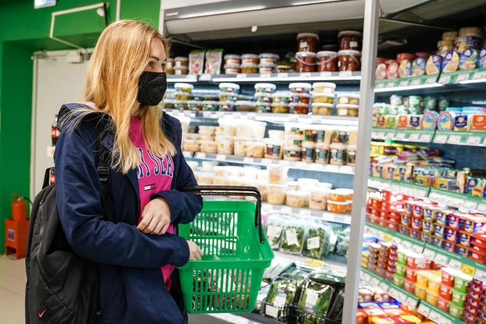 Выясняем, откуда к нам чаще всего везут продукты.