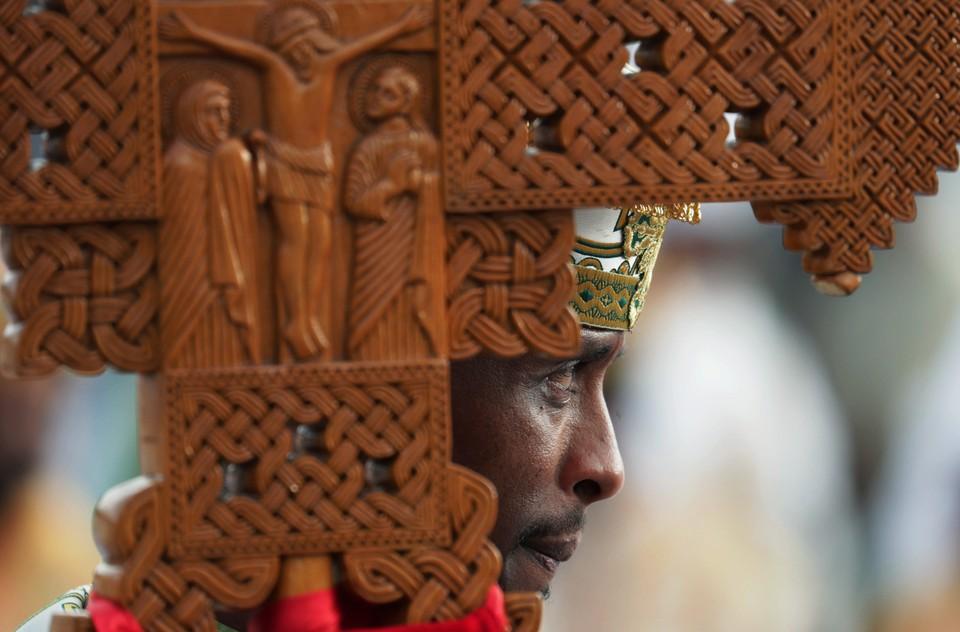Христиане из Эфиопии просят помощи у России.