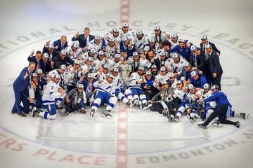 Семь русских хоккеистов разыграли Кубок Стэнли