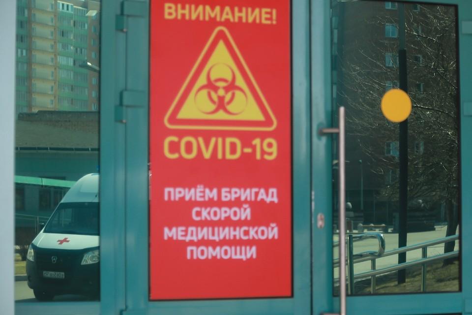 Новые случаи заражения коронавирусом в Красноярске и крае на 29 сентября 2020: заболели 112 человек, выздоровели 79