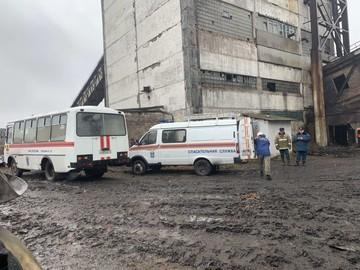 Рухнула галерея в шахте «Аяч-Яга» Воркуты: погибли два человека
