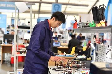Молодые профессионалы сегодня осваивают  профессии будущего