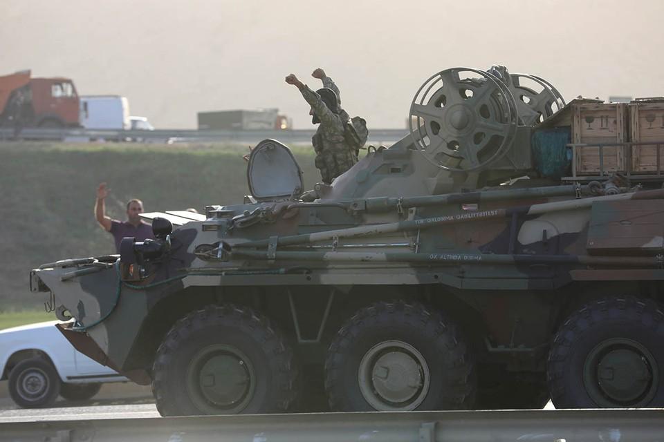 Информационная война вокруг конфликта Баку и Еревана, похоже, вышла на новый уровень
