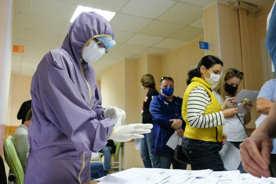 В Ленобласти сохранится плановая медицинская помощь даже при ухудшении эпидситуации
